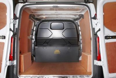 Værktøjskasse til varebilen
