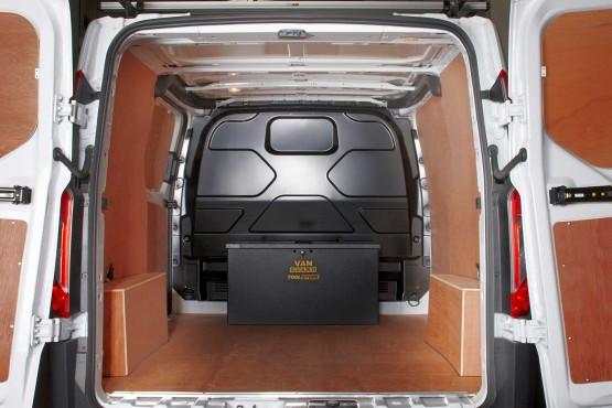 Værktøjskasse til varevognen