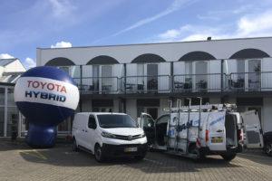 Toytota Erhvervsmesse