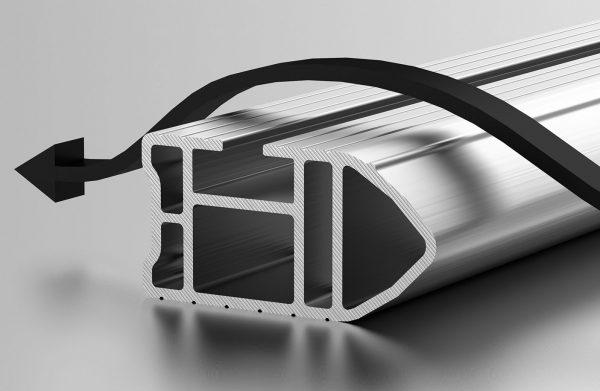 Ulti Bars aerodynamiske tagbøjler