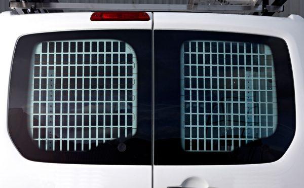Vinduesgitre til Fiat Doblo vinduesgitre Vinduesgitre til Opel Combo vinduesgitre