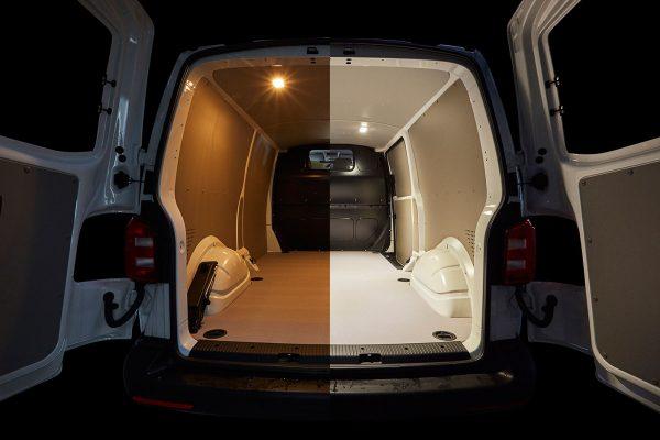 LED SmartVan varevogn varerum
