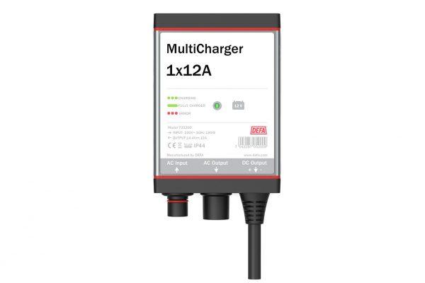 Batterilader Batteri lader